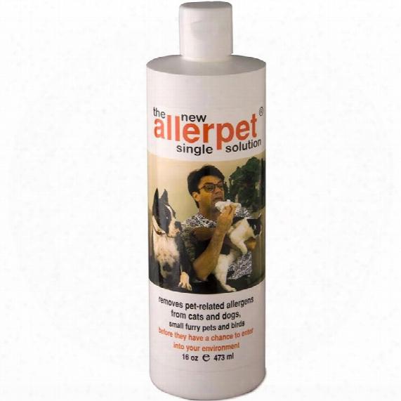 Allerpet Pet Dander Remover (16 Fl Oz)