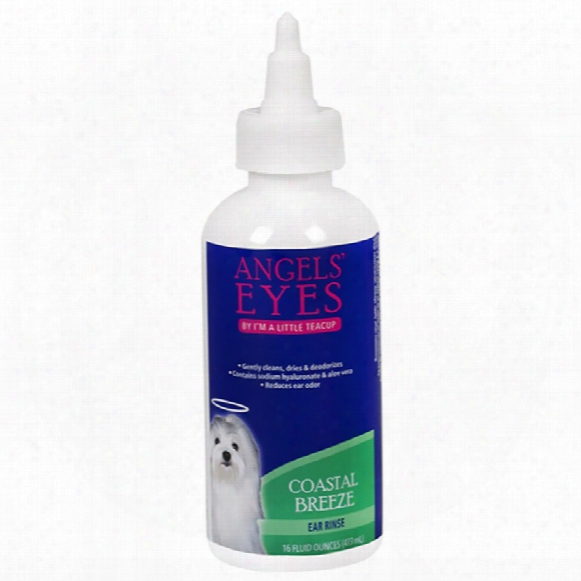 Angels? Eyes Coastal Breeze Ear Rinse (4 Oz)