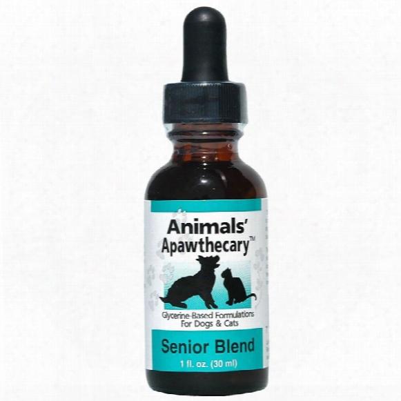 Animals' Apawthecary Senior Blend (1 Oz)