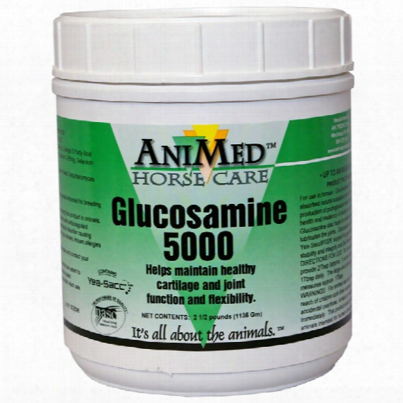 Animed Glucosamine 5000 (2.5 Lb)