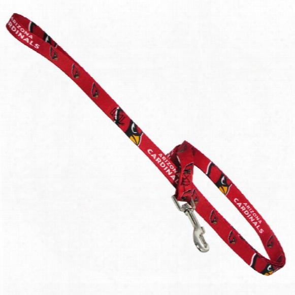 Arizona Cardinals Dog Leash - One Size