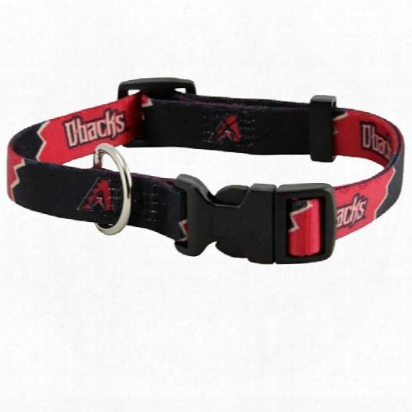Arizona Diamondbacks Dog Collar - Large