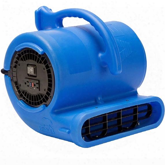 B-air Vent 2 Speeds Multi Cage Dryer - Blue