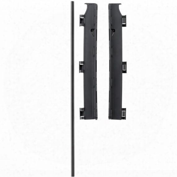 Babydan Flex Spare Wall Fitting Kit - Black