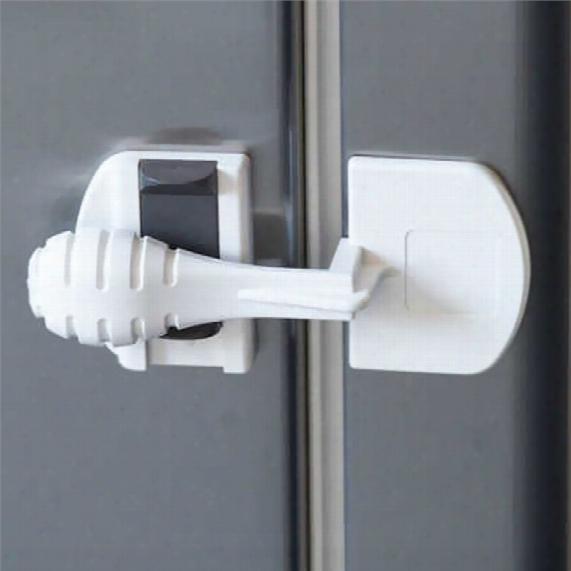 Babydan Safety Fridge/appliance Latch (2 Piece)