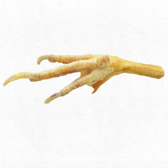 Barkworthies Bulk Chicken Feet - Single