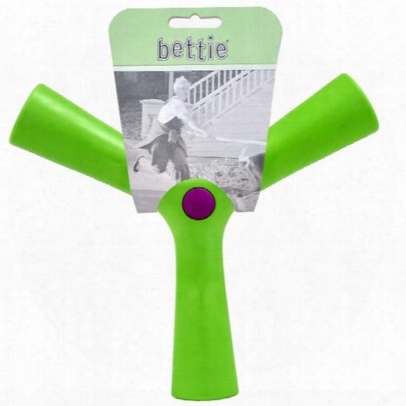 Bettie Fetch Toy Keep Away Kiwi (green) - Large