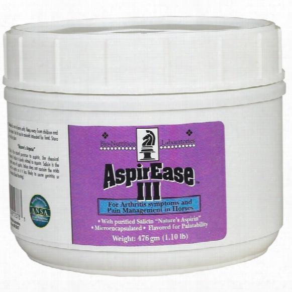 Bio-nutrition Aspirease Iii (476 Gm)
