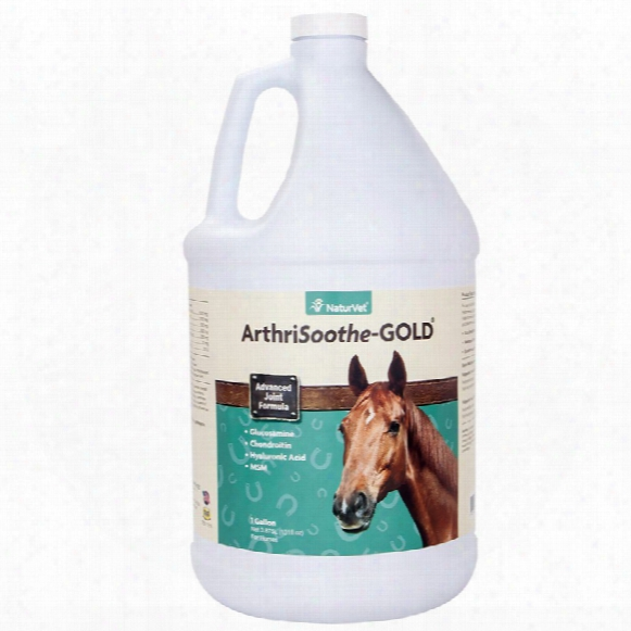 Naturvet Arthrisoothe-gold Horse Joint Formula Liquid (gallon)