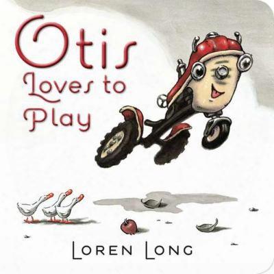 Otis Loves To Play