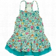 Zack & Zoey Sun & Sea Dress - Medium