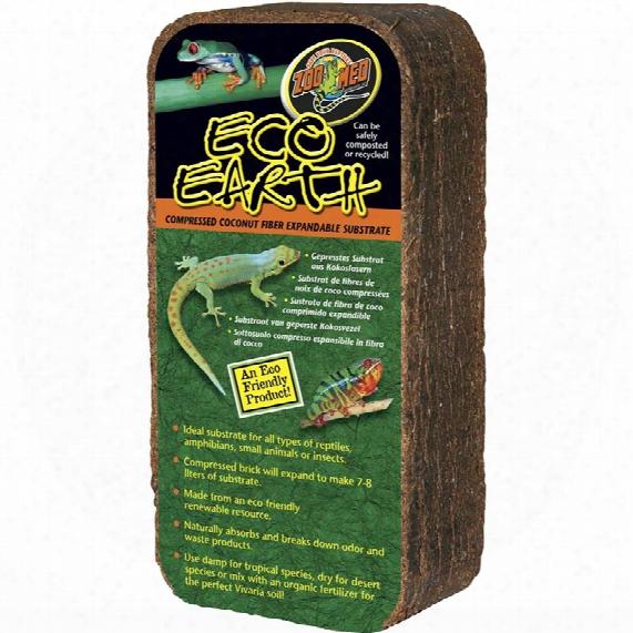 Zoo Med Eco Earth (single Brick)