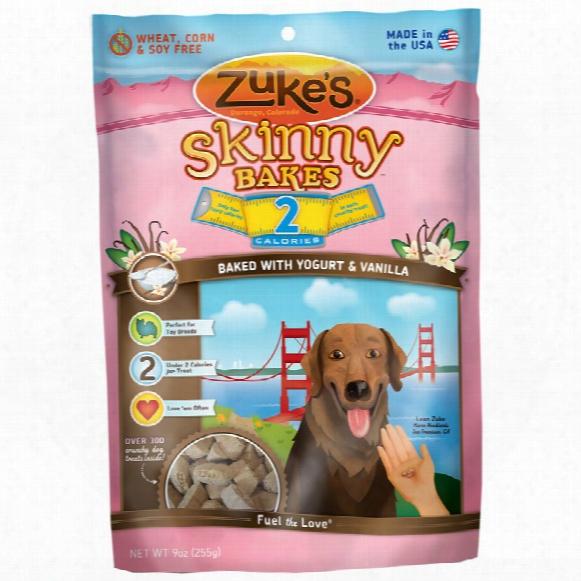 Zuke's Skinny Bakes - Yogurt & Vanilla (g Oz)