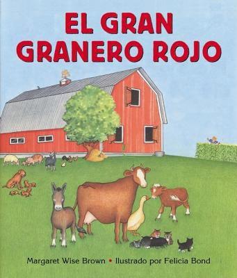 Bi Gred Barn (spanish Edition): El Gran Granero Rojo