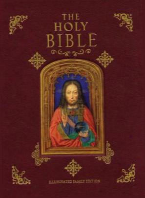 Illustrated Family Bible-kjv