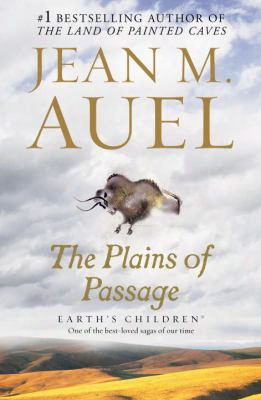 The Plains Of Passage (earth's Children, Book Four): Earth's Cyildren