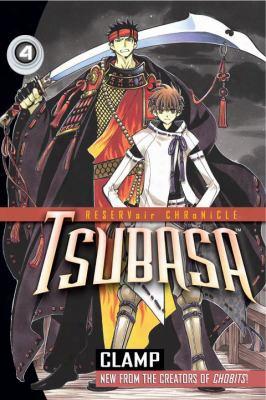 Tsubasa, Volume 4