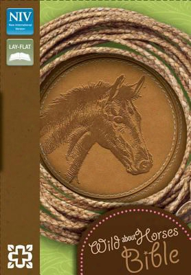 Wild About Horses Bible-niv-compact