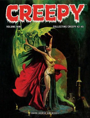 Creepy Archives, Volume 9: Collecting Creepy 42-45