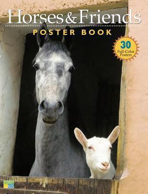 Horses & Friends Poster Book