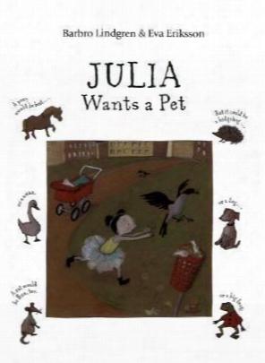 Julia Wants A Pet