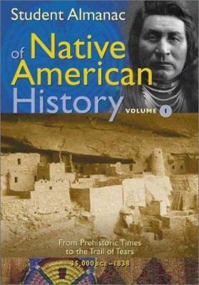 Student Almanac Of Native American History [2 Volumes]