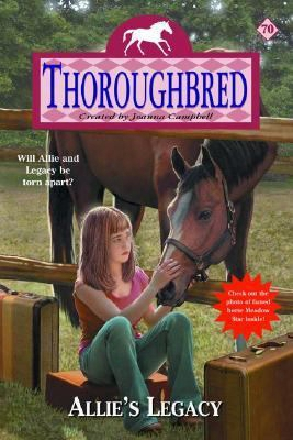 Thoroughbred #70: Allie's Legacy