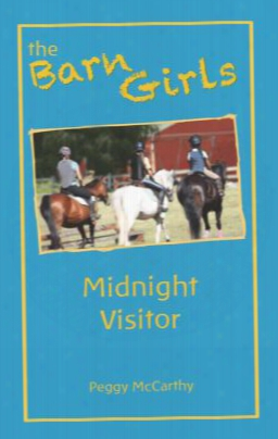 Midnight Visitor: The Barn Girls Series