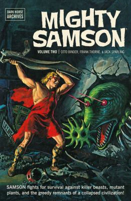 Mighty Samson Archives Volume 2