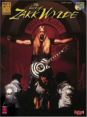 The Best Of Zakk Wylde [with Cd With 3 Full-performance Bonus Tracks]