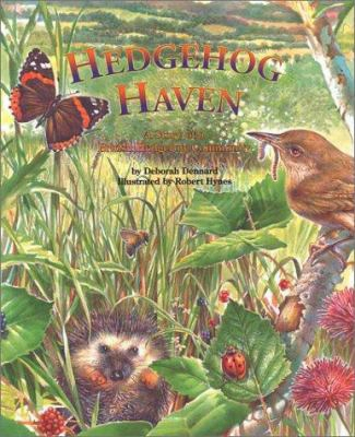 Hedgehog Haven: A Story Of A British Hedgerow Community
