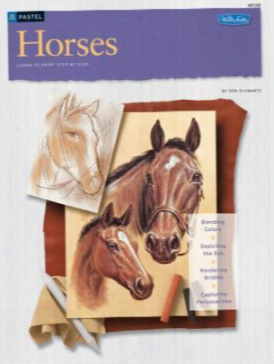 Pastel: Horses
