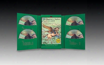 The Magician's Nephew [with 4 Cds]