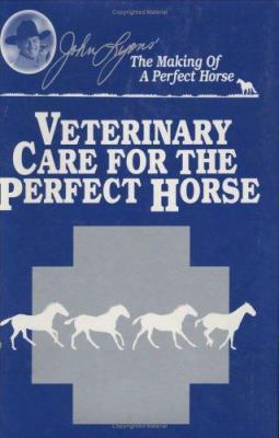 The Vet In Me: Veterinary Care For The Perfect Horse