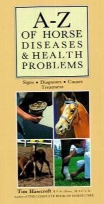 Az Of Horse Diseases & Health Problems