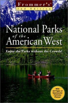 Frommer's. National Parks Of Thw American West