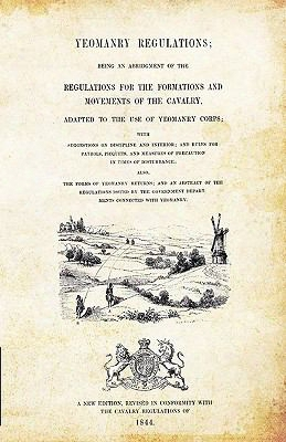 Yeomanry Regulations; 1844