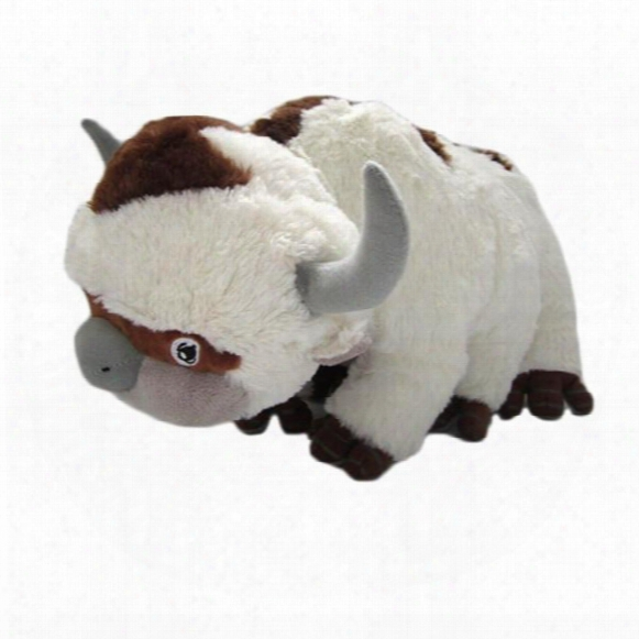 50cm Big Size Anime Kawaii Avatar Last Airbender Appa Plush Toys Soft Juguetes Cow Stuffed Animal Brinquedos Doll Kids Toys Gifts Adults