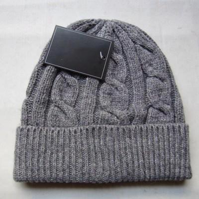 Brand Style Hat Knitting Hats Winter Warm Beanies For Unisex Women Men P Pattern
