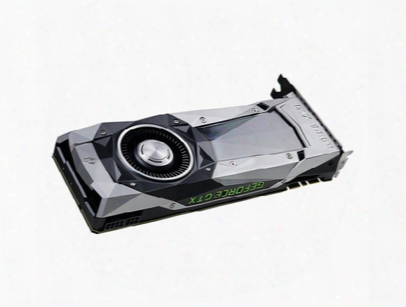 Evga Geforce Gtx 1080 Ti Founders Edition Gaming, 11gb Gddr5x, Led, Dx12 Osd Support (pxoc) Graphic Cards 11g-p4-6390-kr