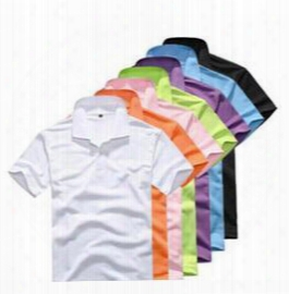 New Brand 2016 Small Horse Embroidery Polo Shirt Men Short Sleeve Casual Shirts Man's Solid Polo Shirt Plus 5xl 6xl Camisa Polo