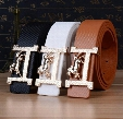2016 new brand mens belts luxury Leather belt horse smooth Buckle Original Casual Jeans straps designer tactical belts 04158