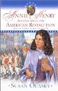 Annie Henry: Adventures in the American Revolution