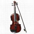 Wholesale-Adjustable String Musical Beginner develop Kid talent Simulation Toys Bow Acoustic Violin Practice Demo Instrument Children Gift