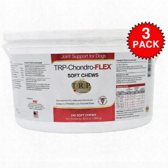 3-pack Phs Trp-chondro-flex (720 Soft Chews)