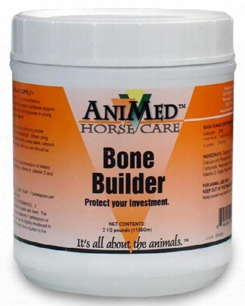 Animed Bone Builder (2.5 Lbs.)