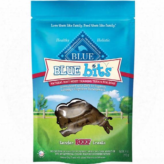 Blue Buffalo Blue Bits - Tender Beef Recipe (4 Oz)