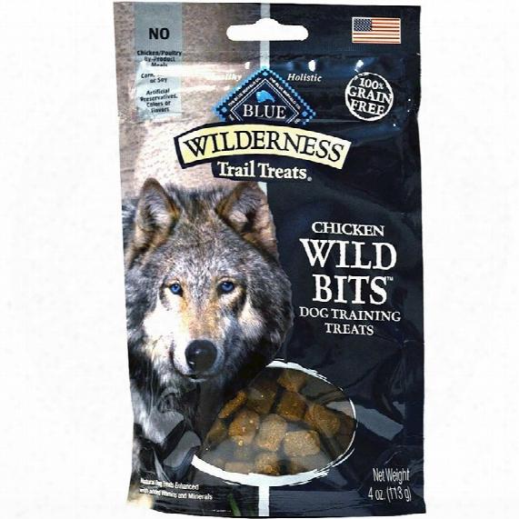 Blue Buffalo Wilderness Wild Bits - Chicken (4 Oz)