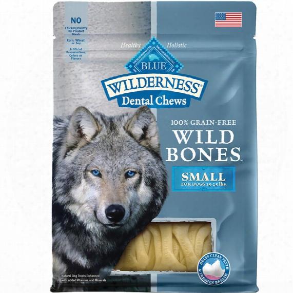 Blue Buffalo Wilderness Wild Bones - Small (10 Oz)