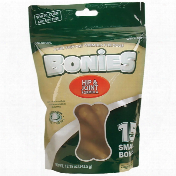Bonies Hip & Joint Health Multi-pack Small (15 Bones / 12.15 Oz)